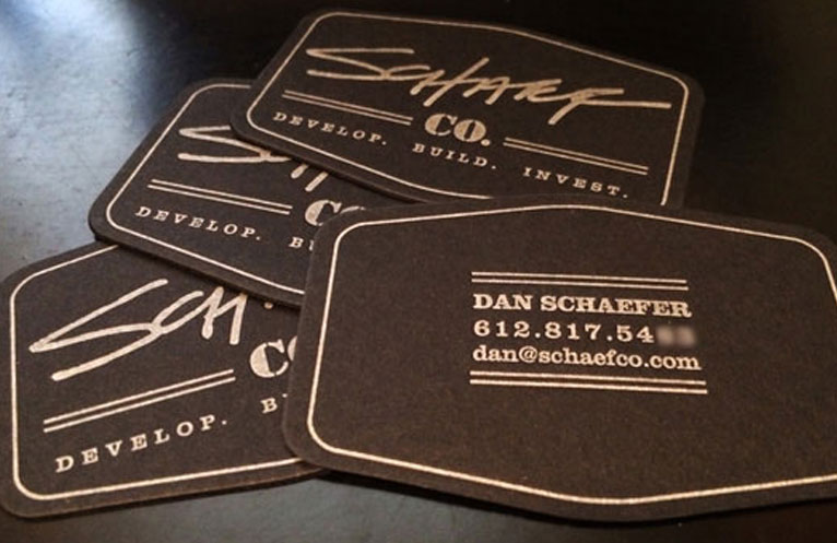 Business Card Design by Gasman Design, Inc.